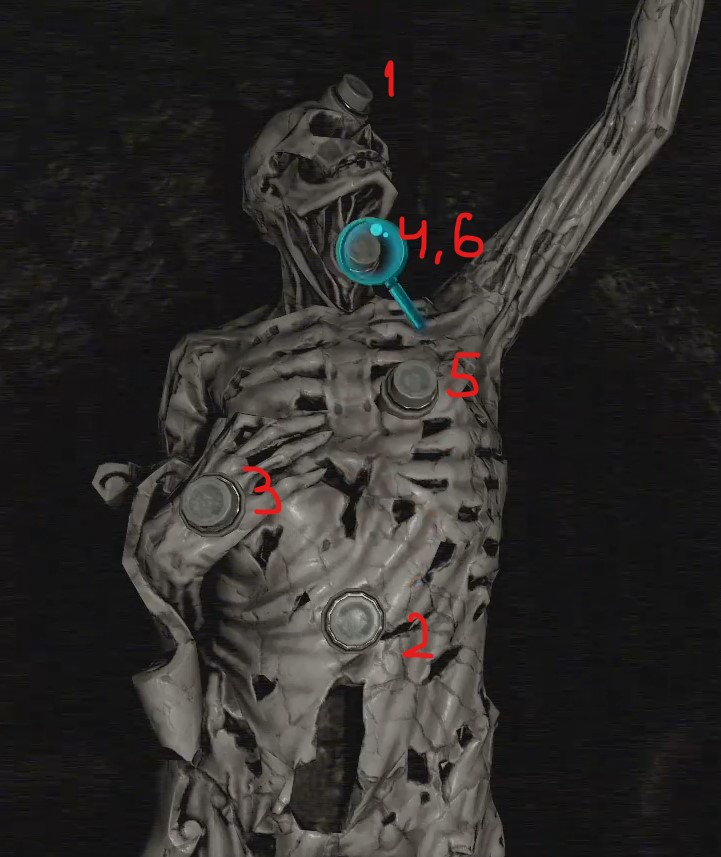 Tormented Souls - Solución de todos los puzles 8