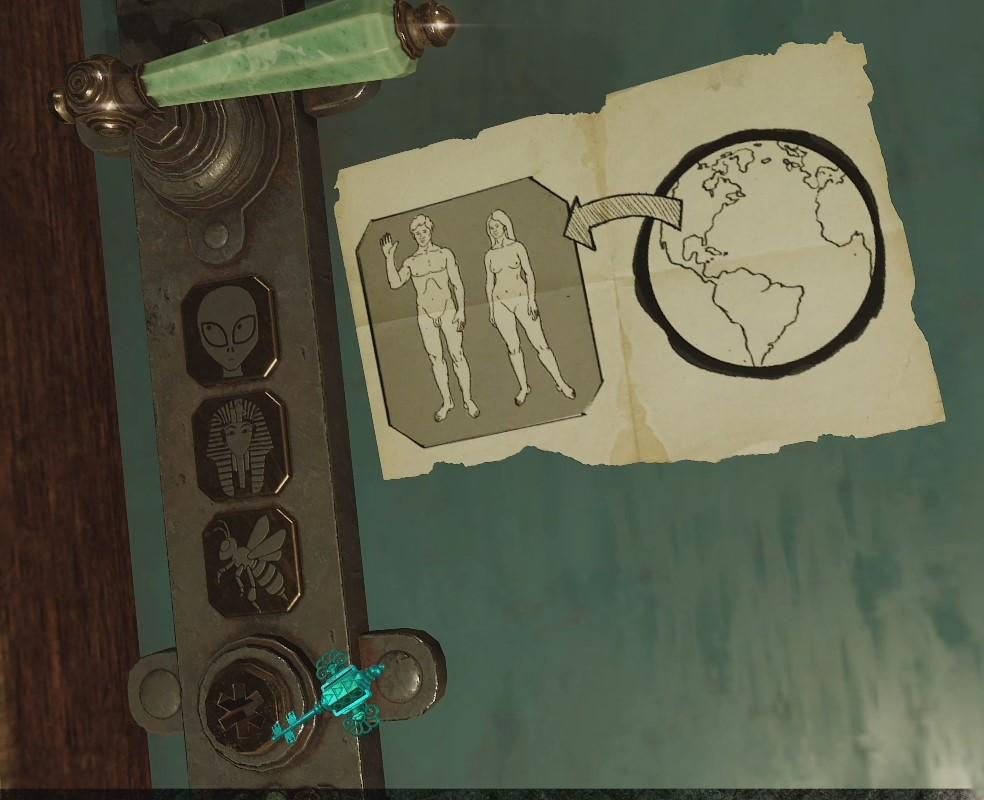 Tormented Souls - Solución de todos los puzles 9