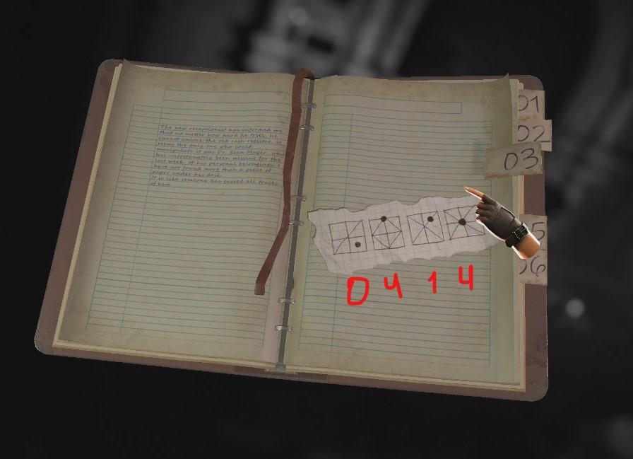 Tormented Souls - Solución de todos los puzles 17
