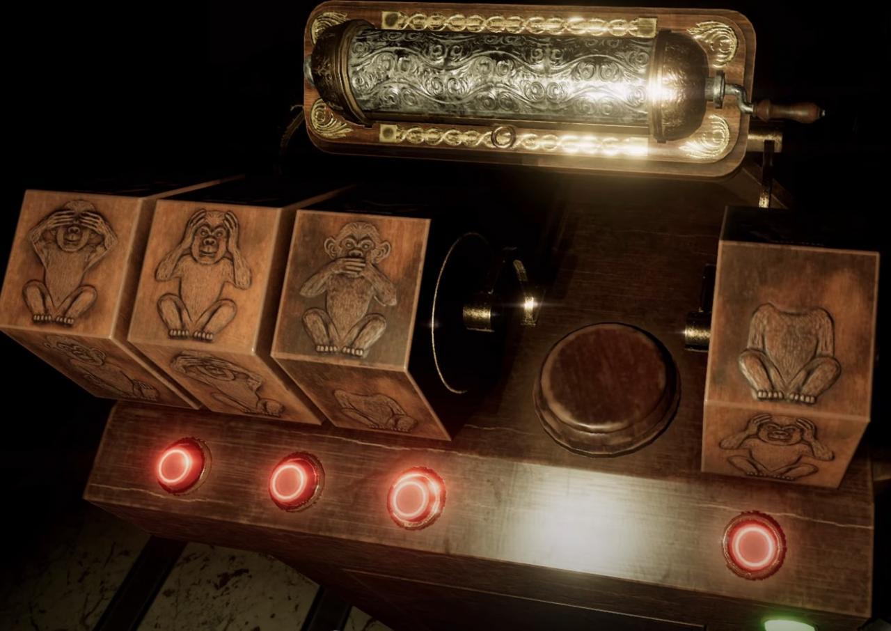 Tormented Souls - Solución de todos los puzles 19