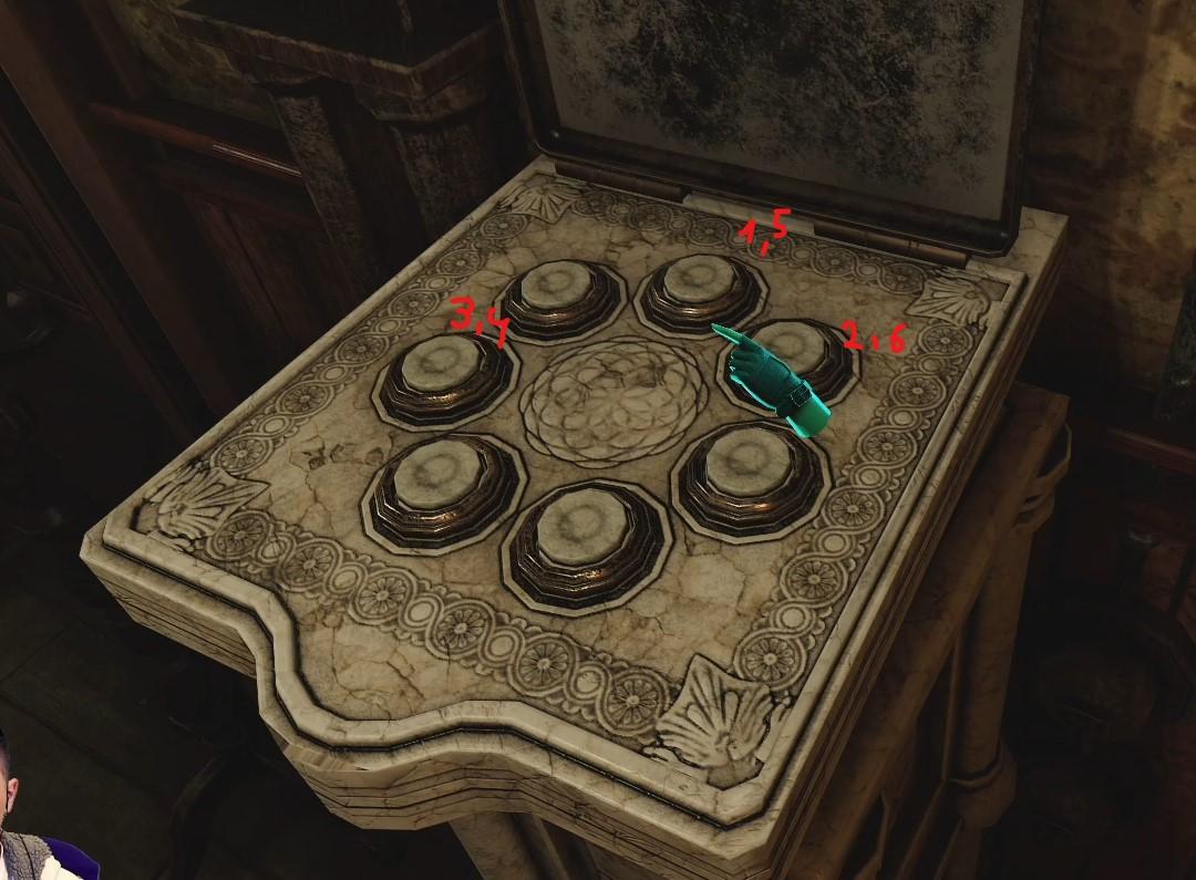 Tormented Souls - Solución de todos los puzles 24