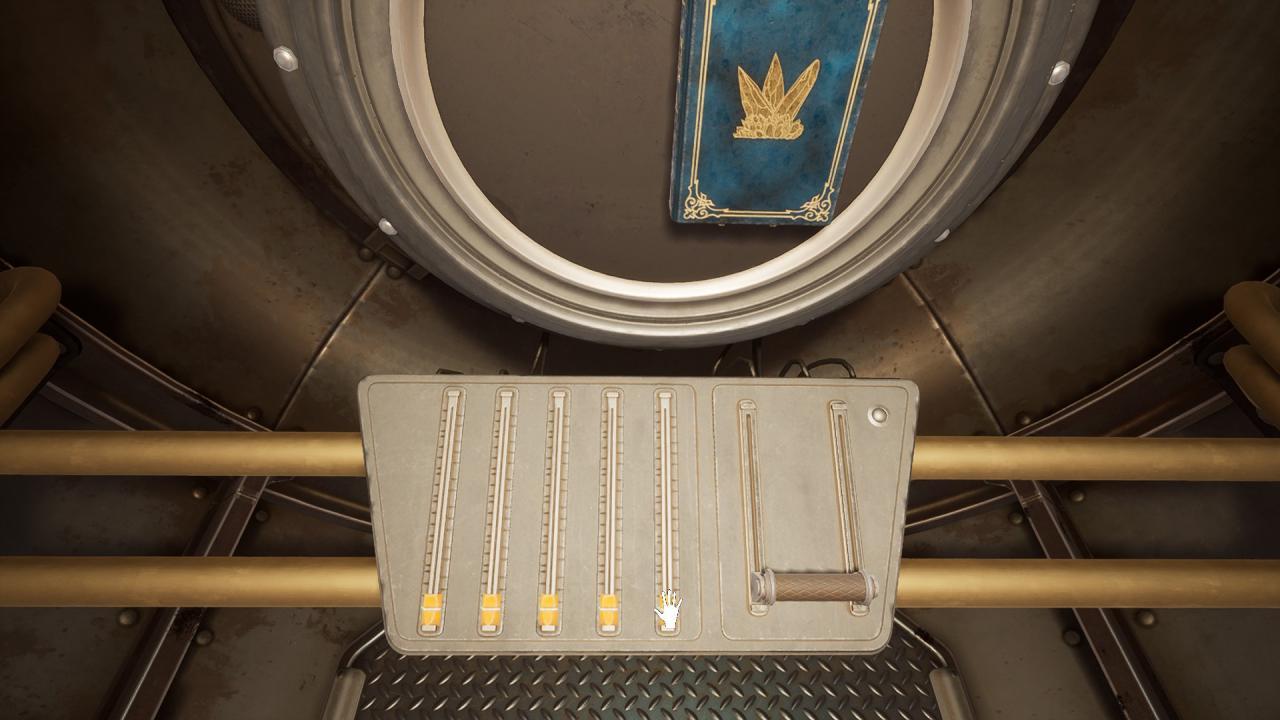Myst - Solución del Puzle del Sonido de la Nave Espacial