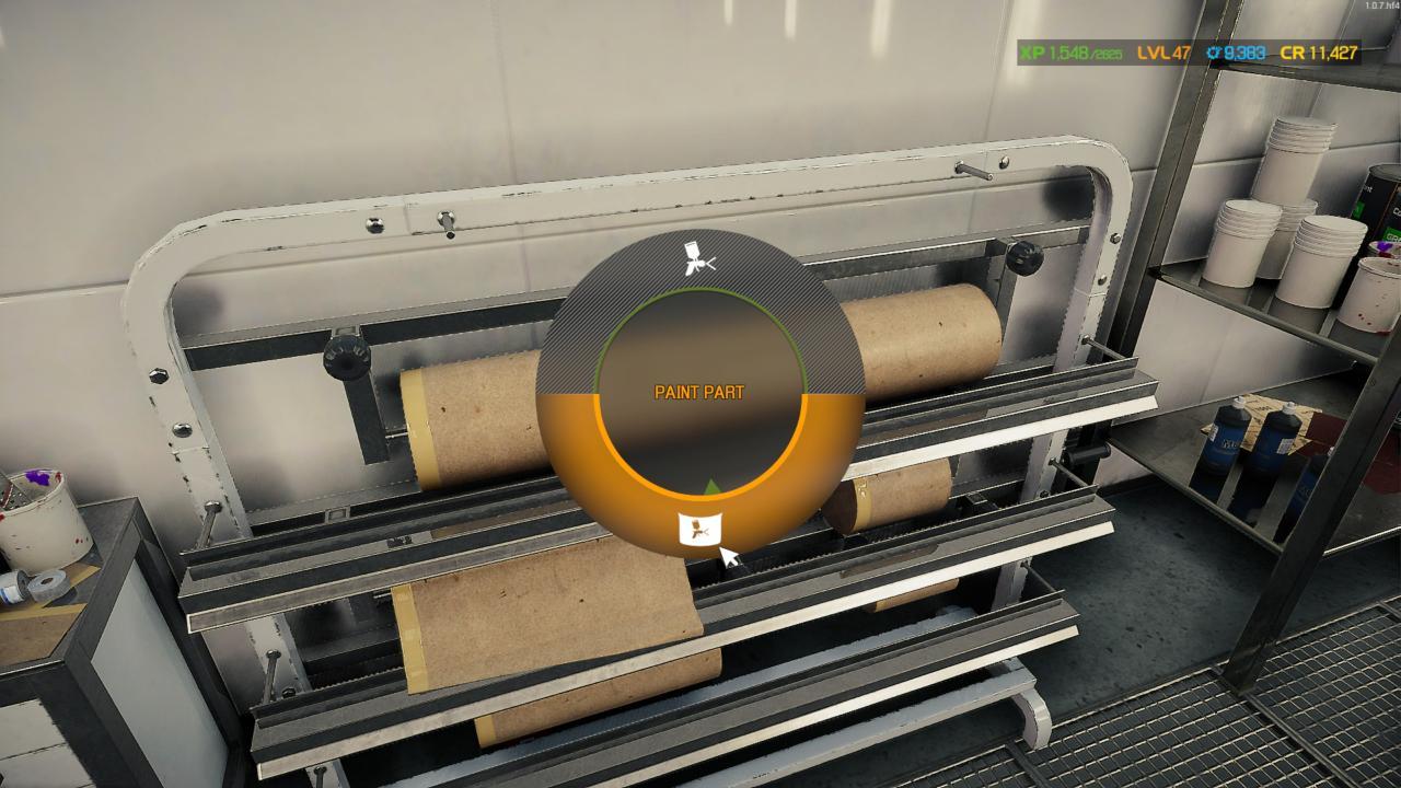 Car Mechanic Simulator 2021 - Piezas de Color a Juego