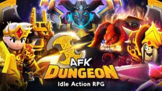 AFK Dungeon Códigos (Octubre 2021)