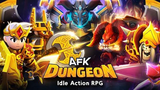 AFK Dungeon Códigos (Septiembre 2021)
