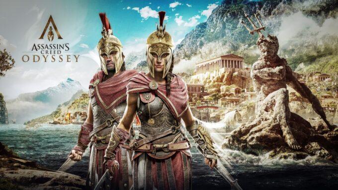 Assassin's Creed Odyssey se jugará 60 fotogramas por segundo en PS5 y Xbox Series a partir de mañana
