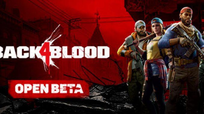 Back 4 Blood Beta - Build de Sanador