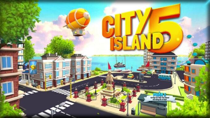 City Island 5 Códigos (Octubre 2021)