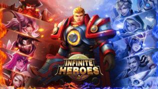 Infinite Heroes Códigos (Septiembre 2021)