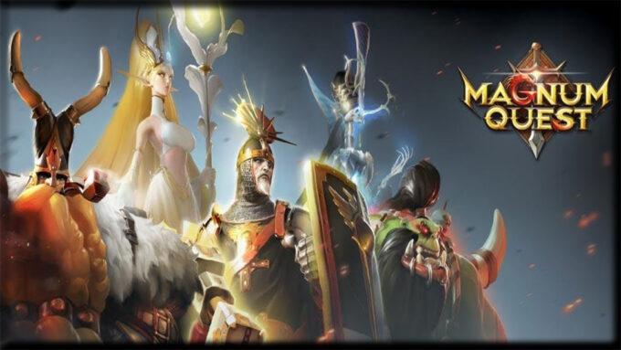 Magnum Quest Códigos (Octubre 2021)