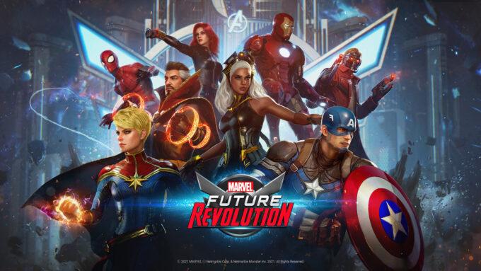 Marvel Future Revolution Códigos Octubre 2021