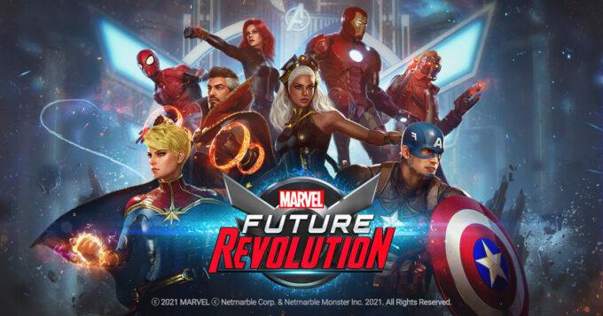 Marvel Future Revolution TIER-LIST PVE - Mejores personajes