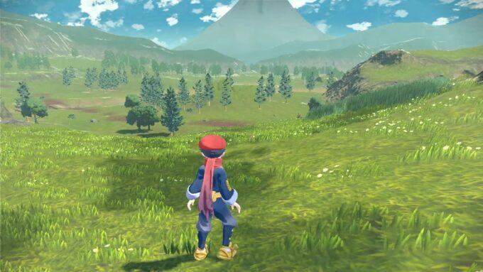 Pokemon Legends Arceus muestra su ambicioso juego de mundo abierto