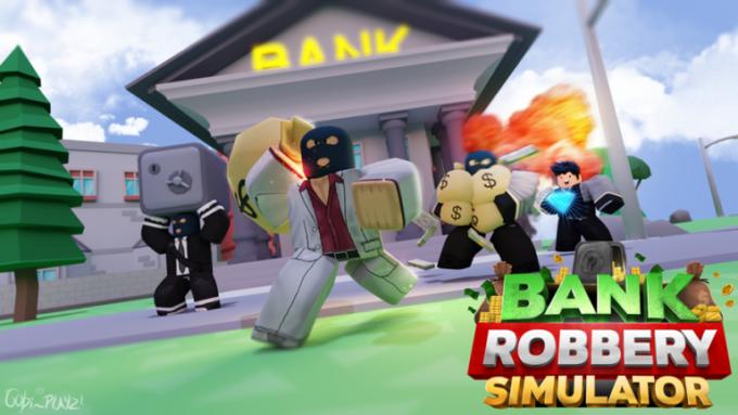Roblox Bank Robbery Simulator – Lista de Códigos (Septiembre 2021)