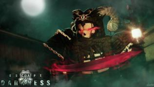 Roblox Escape The Darkness Códigos Octubre 2021