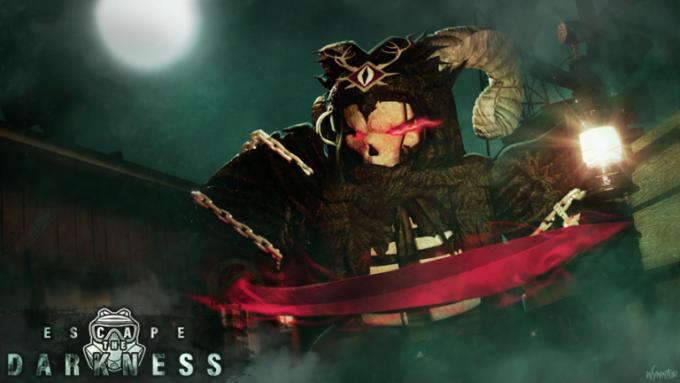 Roblox Escape The Darkness Códigos Septiembre 2021