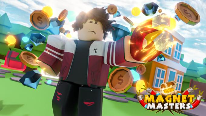 Roblox Magnet Masters Códigos Septiembre 2021