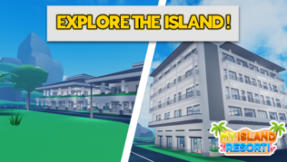 Roblox My Island Resort Códigos Agosto 2021