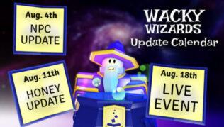 Roblox Wacky Wizards Live Event Update - Todas las nuevas pociones