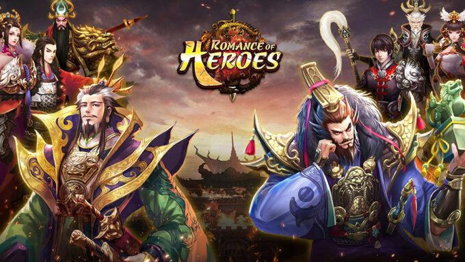 Three Kingdoms Romance of Heroes Códigos (Octubre 2021)