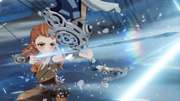 Una demo de personaje de Genshin Impact muestra por fin a Aloy