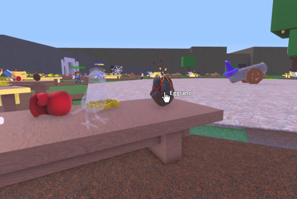 Cómo conseguir el Eggcano en Roblox Wacky Wizards 2