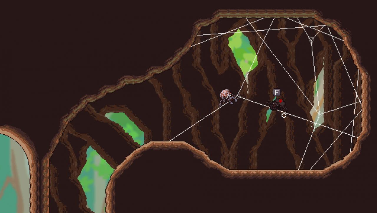 Pegatinas de araña de telaraña y ubicaciones de piel (tejedora de orbes dorados, araña robot, espalda roja, cara de ogro)