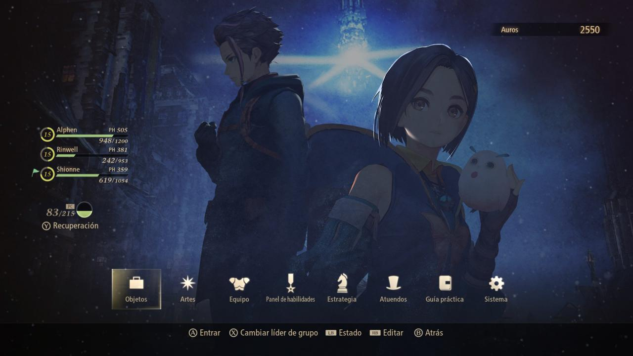 1631439487 470 Tales of Arise How to Setup Combat Character