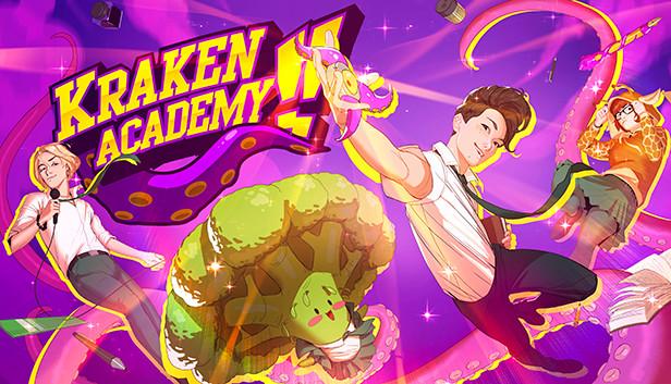 Kraken Academy!! - Achievements at 100%