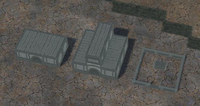 Timberborn - Byggestørrelser og former 4