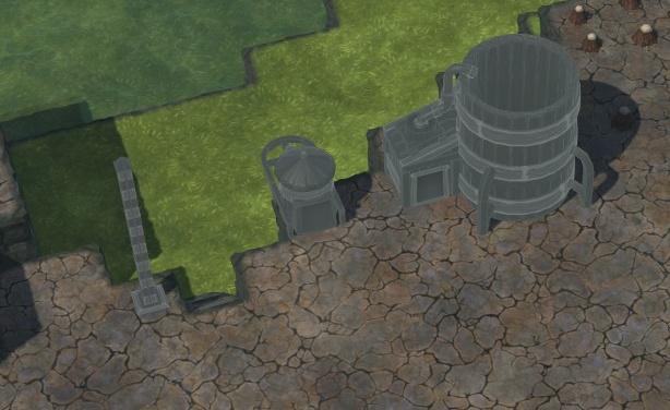 Timberborn - Byggestørrelser og former 8