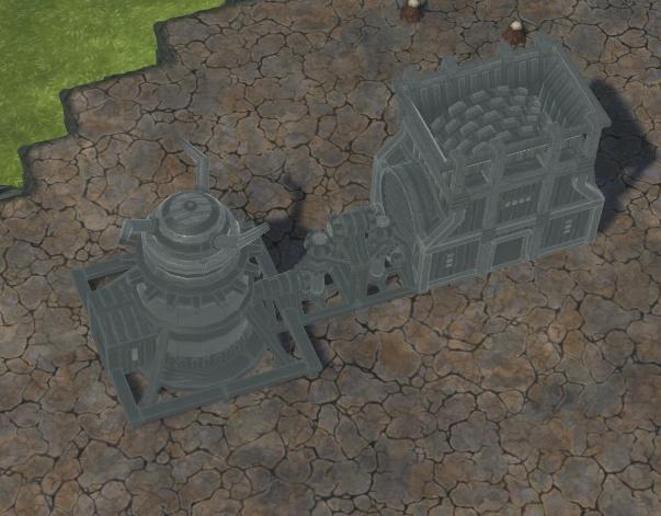 Timberborn - Byggestørrelser og former 11