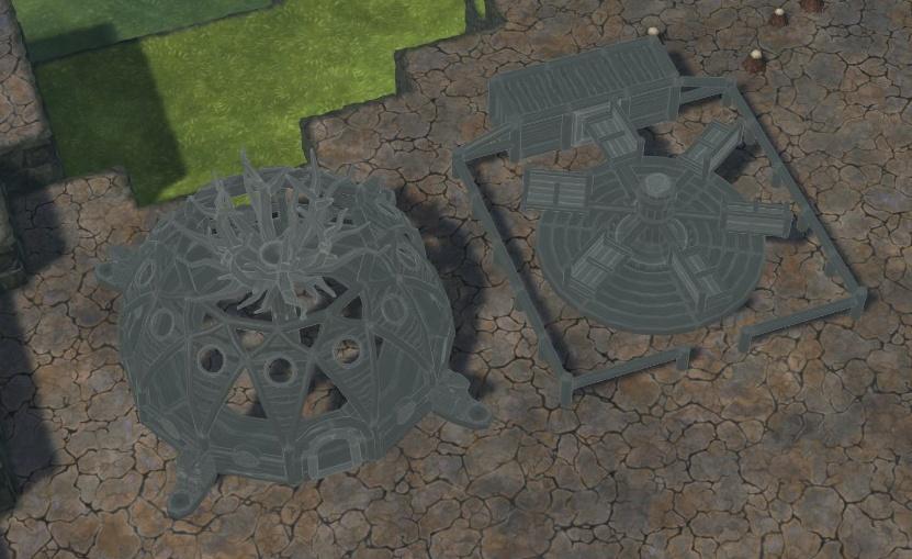 Timberborn - Byggestørrelser og former 13