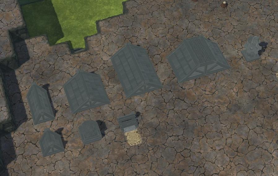 Timberborn - Byggestørrelser og former 14