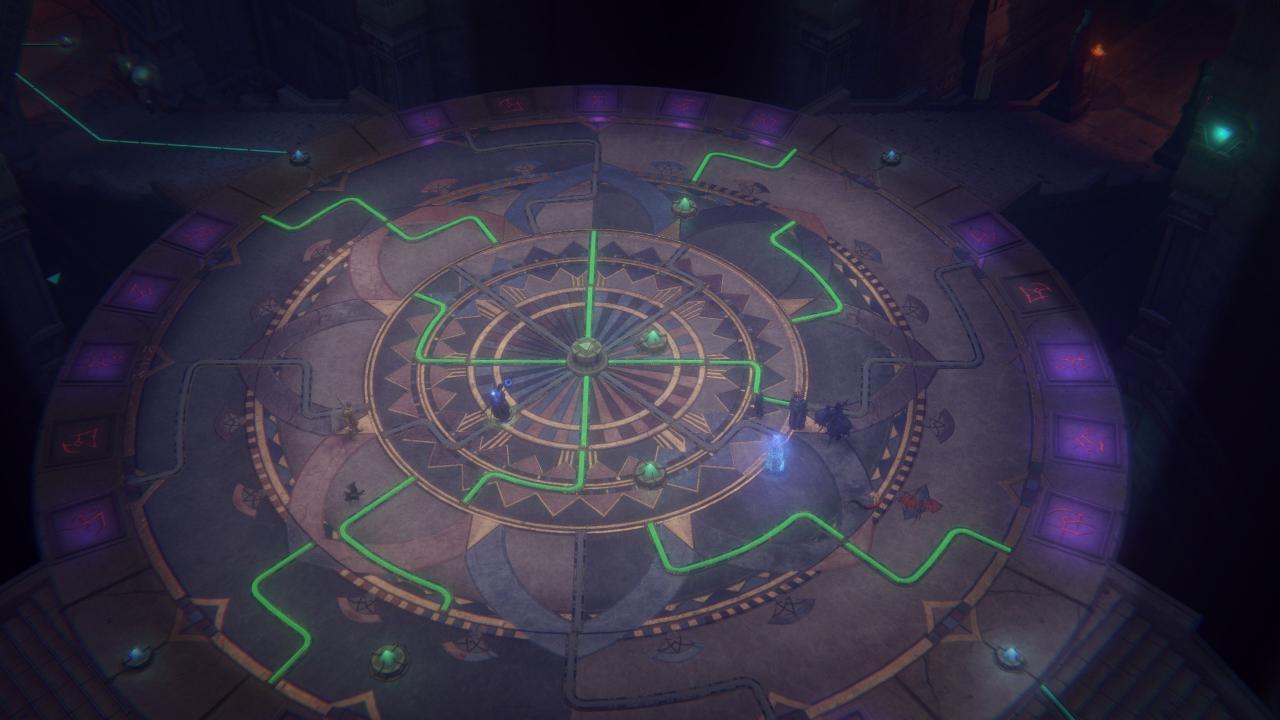 Pathfinder: Wrath of the Righteous - Solución del Puzle Enigma 12
