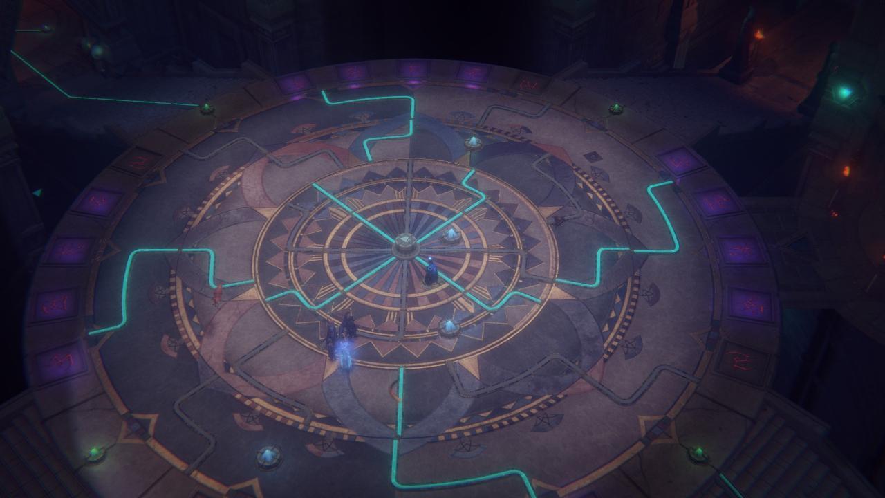 Pathfinder: Wrath of the Righteous - Solución del Puzle Enigma 11