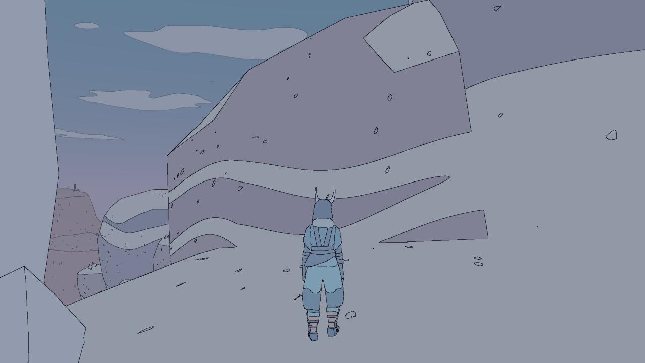 SABLE - Cómo llegar a los escombros de Badlands 2