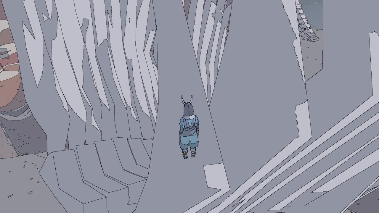 SABLE - Cómo llegar a los escombros de Badlands 4