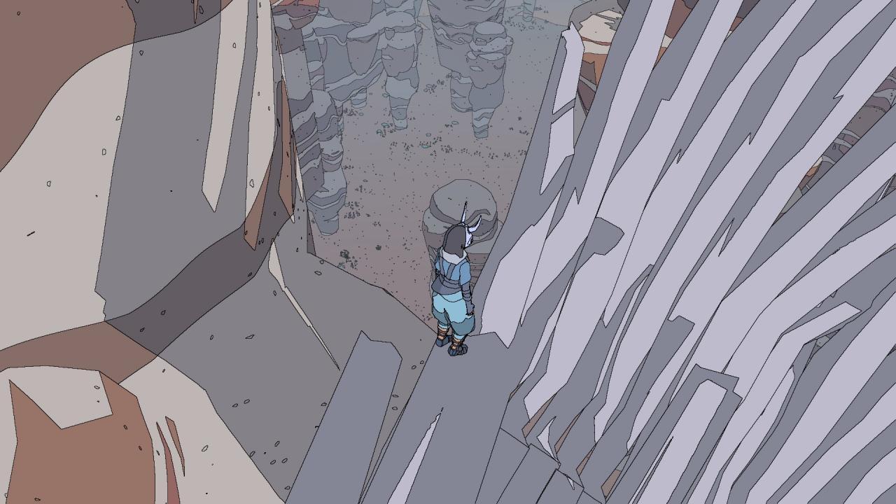 SABLE - Cómo llegar a los escombros de Badlands 5