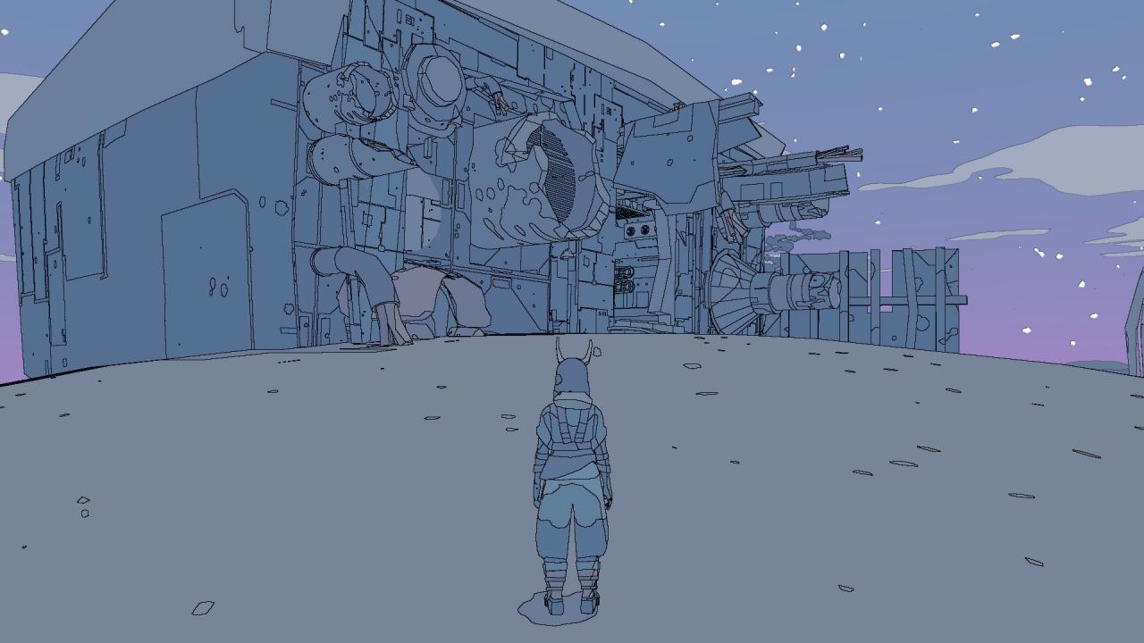 SABLE - Cómo llegar a los escombros de Badlands 7