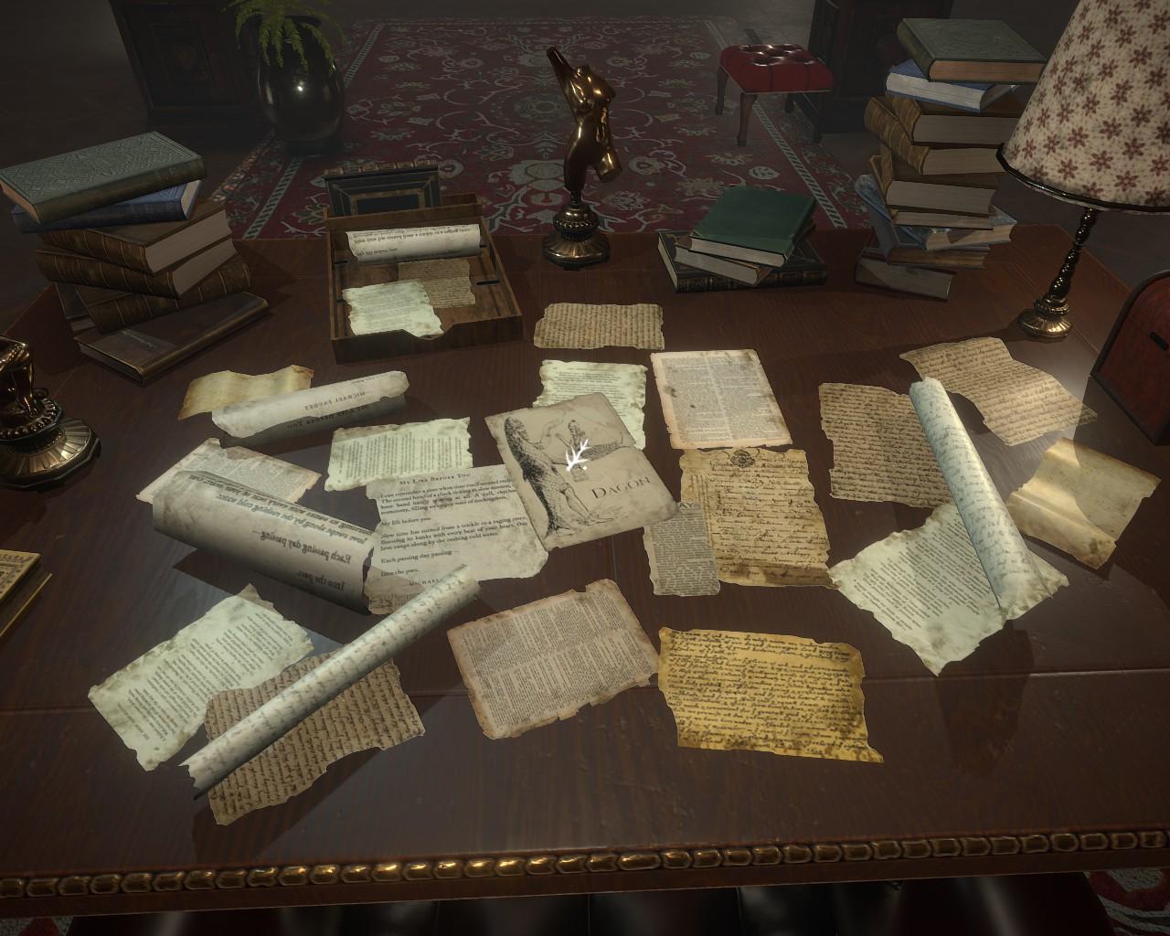 Dagon: by H. P. Lovecraft - Todos los logros 17