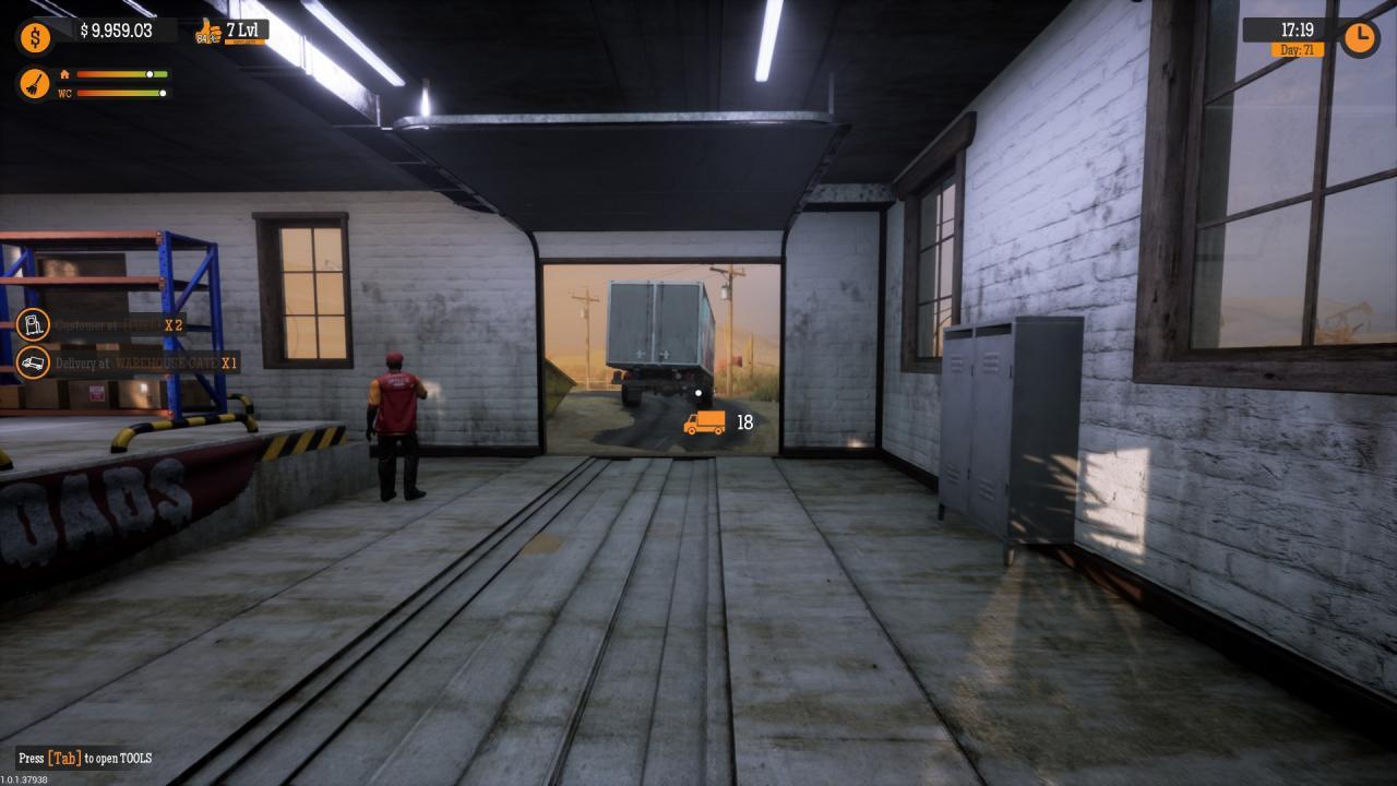 Gas Station Simulator - Cómo Solucionar Problemas con la Escoba 3