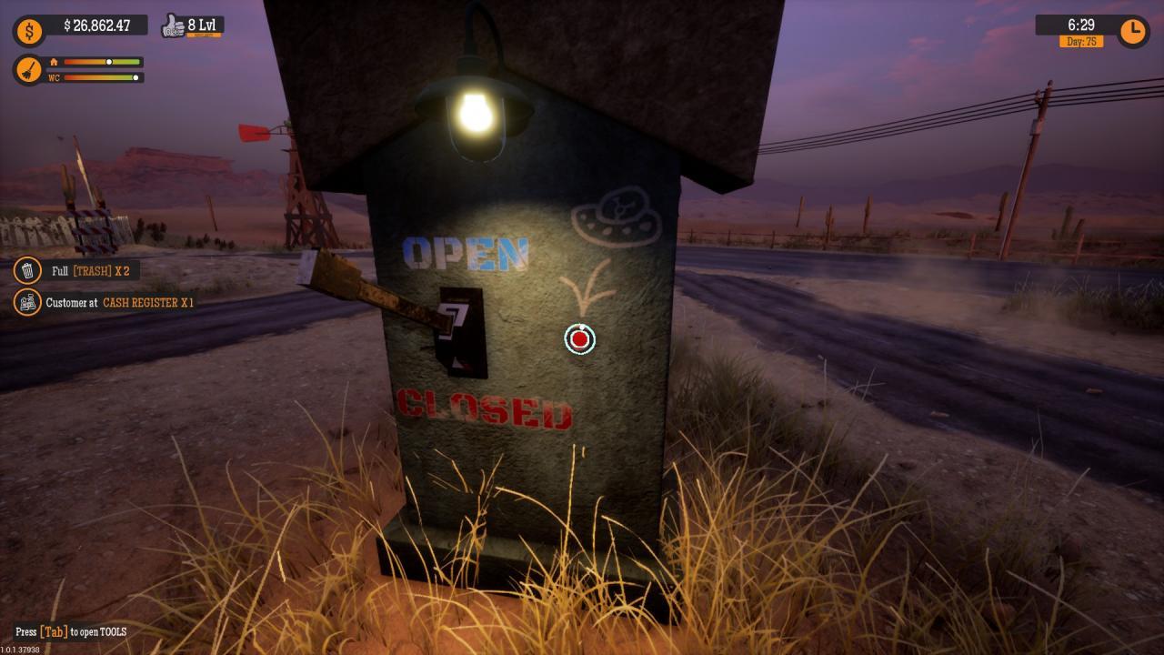 Gas Station Simulator - Cómo Solucionar Problemas con la Escoba 6