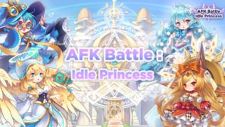 AFK Battle Idle Princess Códigos (Septiembre 2021)