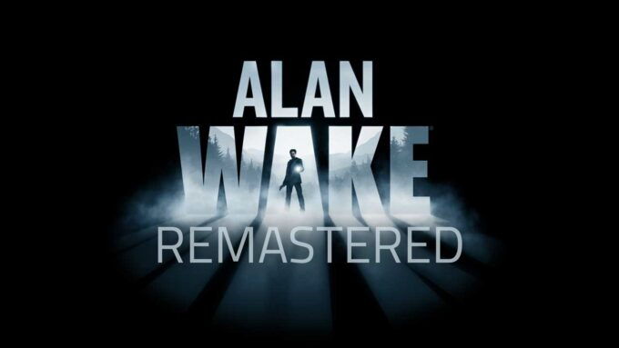 Alan Wake Remastered announced and release date