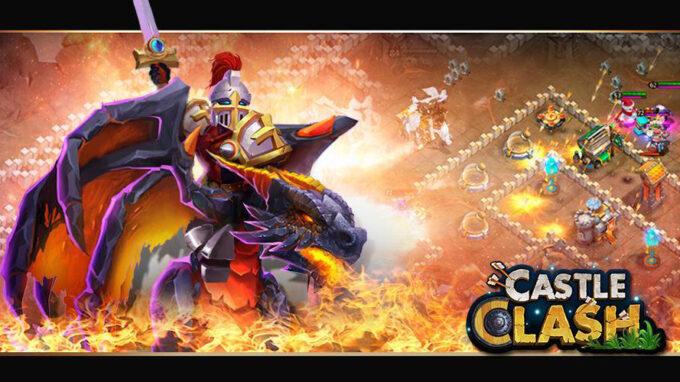 Castle Clash Códigos (Septiembre 2021)