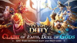Clash of Deity Códigos (Octubre 2021)