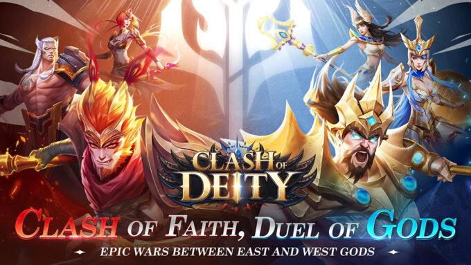 Clash of Deity Códigos (Septiembre 2021)