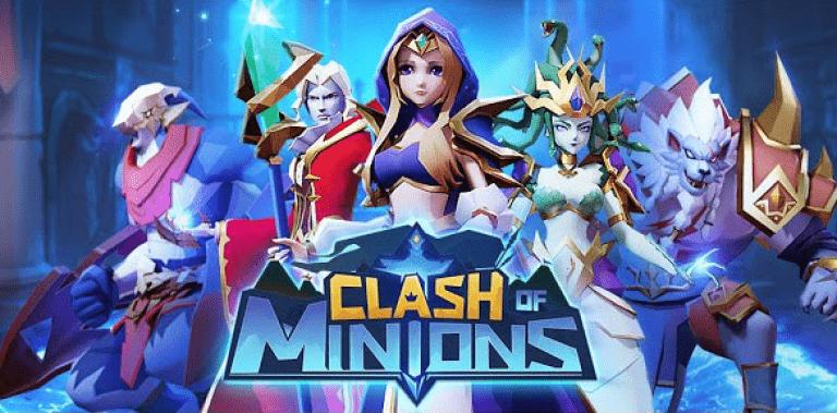 Clash of Minions Códigos Octubre 2021