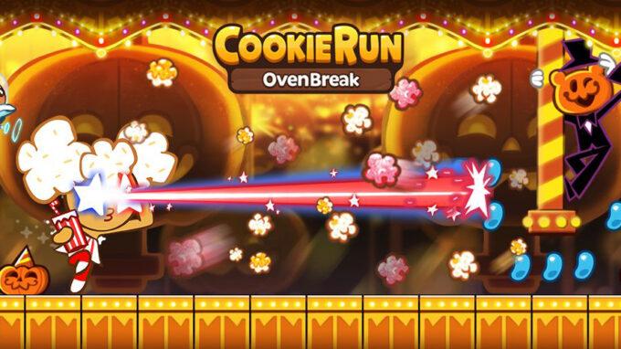 Cookie Run OvenBreak Códigos (Septiembre 2021)